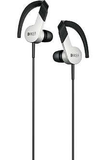 KEF M200 Hi-Fi Dual Dynamic earphones