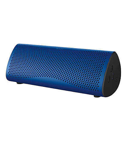 KEF KEF MUO Wireless Speaker (Blue