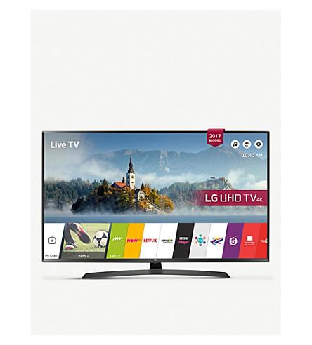 LG 49in UJ635V LG 超高清4K 电视