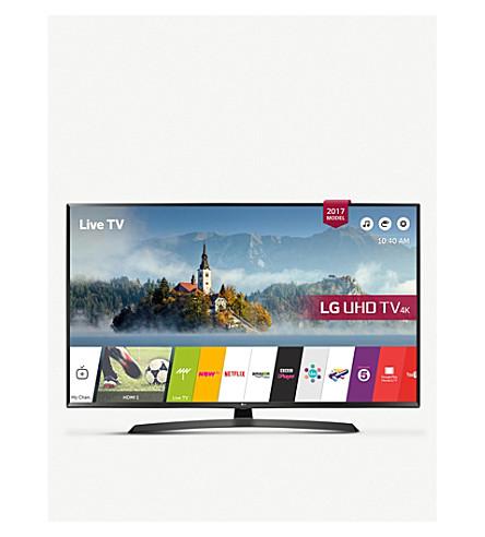 LG 55in UJ635V LG ULTRA HD 4K TV