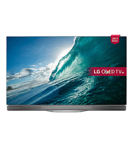 LG 55in e7 4k ultra hd oled tv