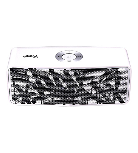 LG LG x JonOne graffiti Bluetooth speaker