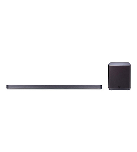LG SJ9 Soundbar with Dolby Atmos