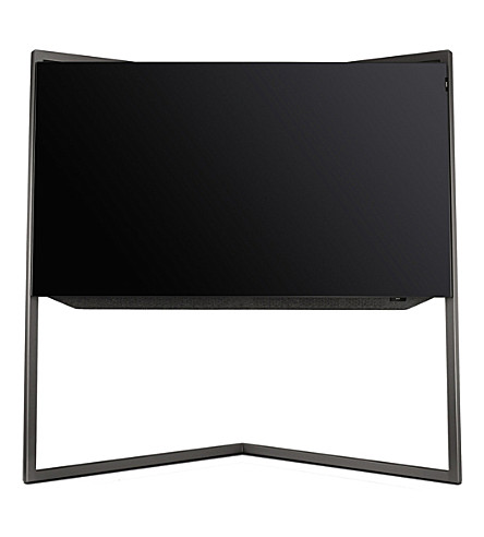LOEWE TECHNOLOGY 55in Bild.9 4K OLED TV with floor stand in Graphite Grey