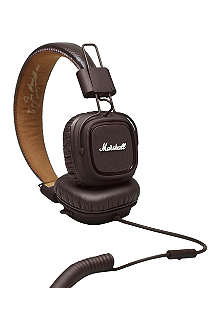MARSHALL Major Brown over-ear headphones