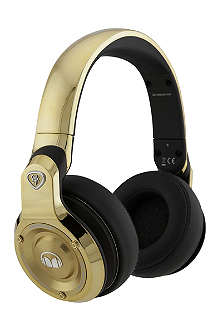 MONSTER 24k over-ear DJ headphones