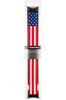 MONSTER Inspiration USA flag interchangeable headband