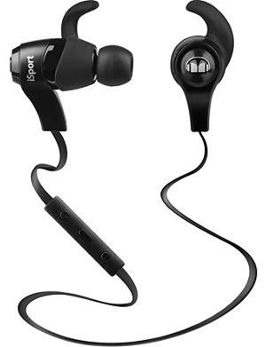 MONSTER Monster isport wireless in-ear black