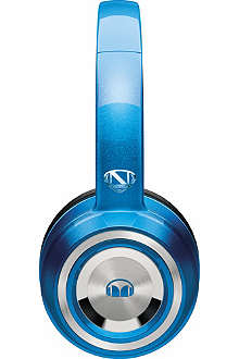 MONSTER NCredible NTune candy on-ear headphones