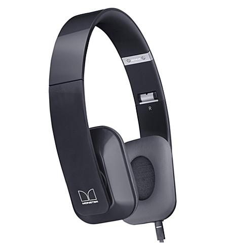 NOKIA PURITY BY MONSTER Nokia Purity HD by Monster sound isolating on-ear headphones
