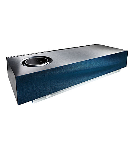NAIM Mu-so additional speaker grill in blue