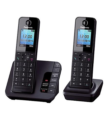 PANASONIC KX-TGH222E Digital Cordless Answering System