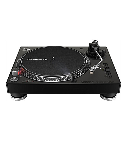 PIONEER PLX-500 Turntable (Black