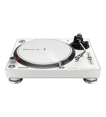PIONEER PLX-500 Turntable (White