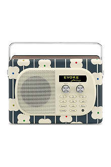 PURE Orla Kiely Evoke Mio Portable DAB Digital and FM Radio