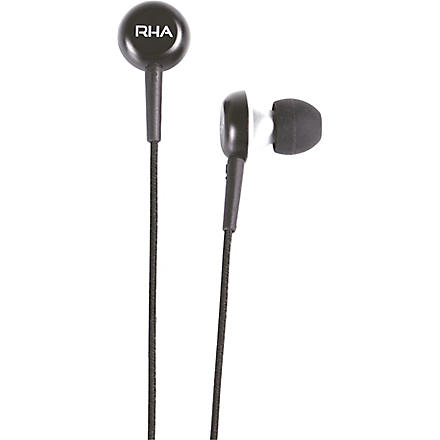 RHA MA350 noise isolating earphones