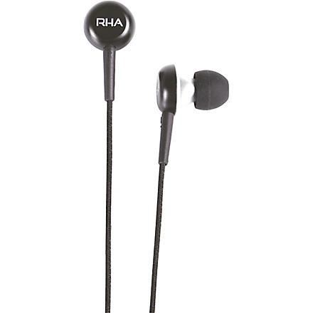 RHA MA350 noise isolating earphones