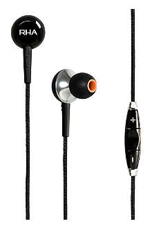 RHA Noise-isolating MA450i in-ear earphones