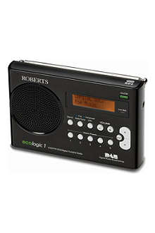 ROBERTS Ecologic 1 portable radio