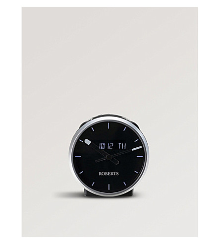 ROBERTS Ortus Time DAB+/DAB/FM alarm clock radio