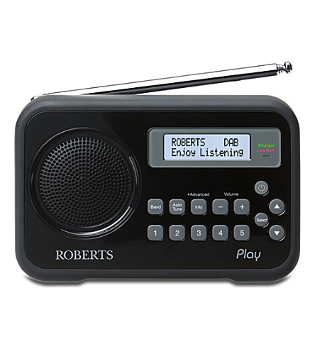 ROBERTS Play portable radio