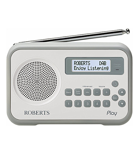 ROBERTS Play portable radio
