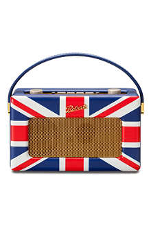 ROBERTS Special Edition Union Jack D60 DAB radio