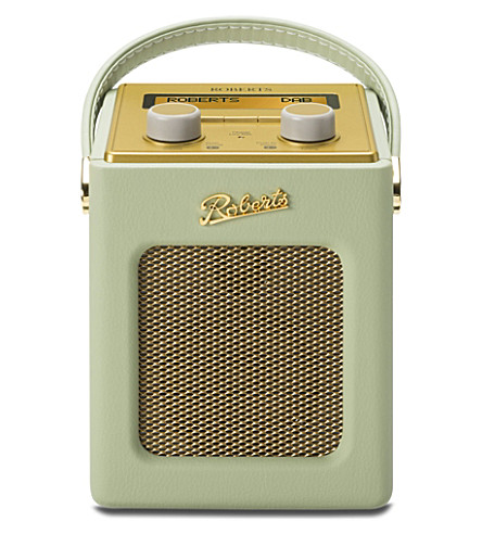 ROBERTS Revival mini portable radio