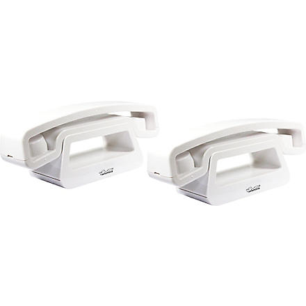 SWISS VOICE ePure twin cordless phones