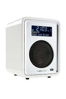 RUARK AUDIO R1 clock radio white