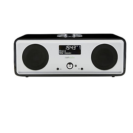 RUARK AUDIO R2i table top stereo (Black