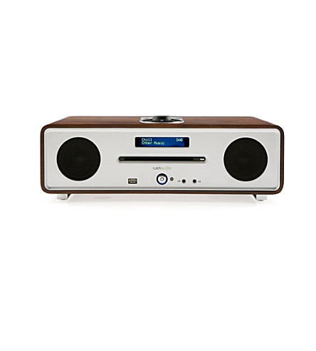 RUARK AUDIO R4 integrated music system (Walnut