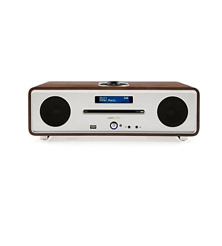 RUARK AUDIO R4 integrated music system (Walnut