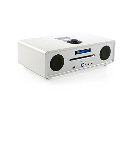RUARK AUDIO R4 integrated music system (White