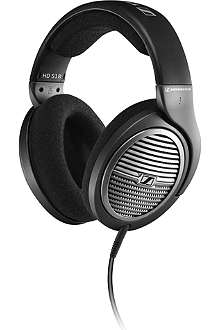 SENNHEISER HD 518 over-ear audio headphones
