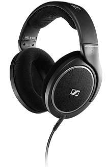 SENNHEISER HD 558 over-ear headphones