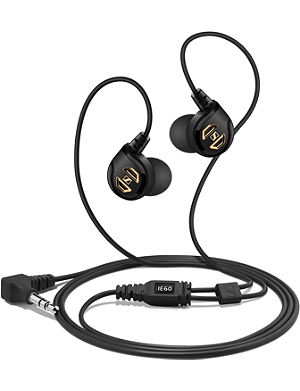 SENNHEISER IE 60 noise-cancelling in-ear headphones