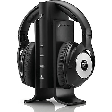 SENNHEISER RS 170 wireless headphone system (Black