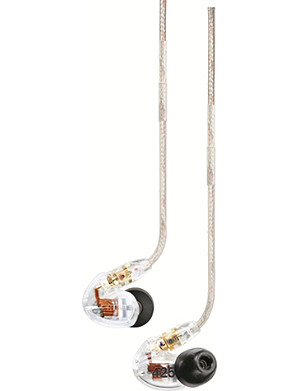 SHURE SE425 sound isolating in-ear headphones