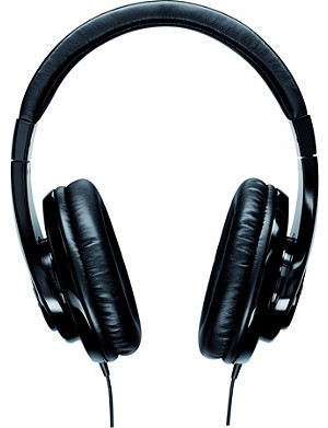 SHURE SRH240A over-ear headphones