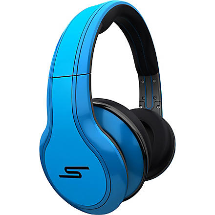 SMS AUDIO (50 CENT) STREET by 50 Cent wired over-ear headphones
