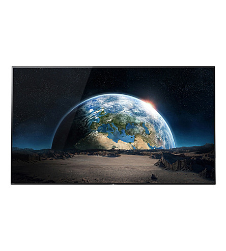 SONY OLED KD65A1 65-inch 4K HDR Smart Android TV with Youview and Freeview HD