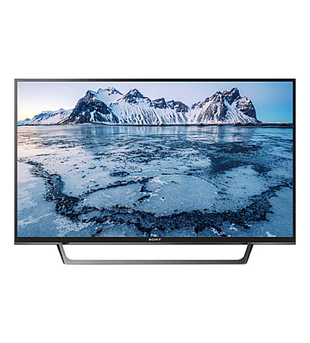 SONY KDL49WE663BU – 49-inch Full HD HDR Smart TV