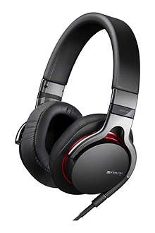 SONY Prestige over-ear closed-back headphones