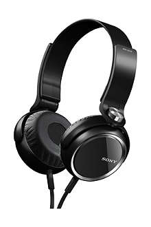 SONY MDR-XB400 Extra Bass over-ear headphones