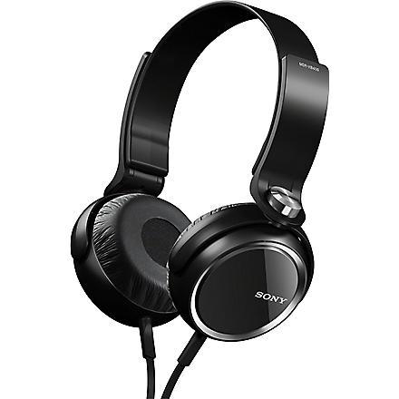 SONY MDR-XB400 Extra Bass over-ear headphones