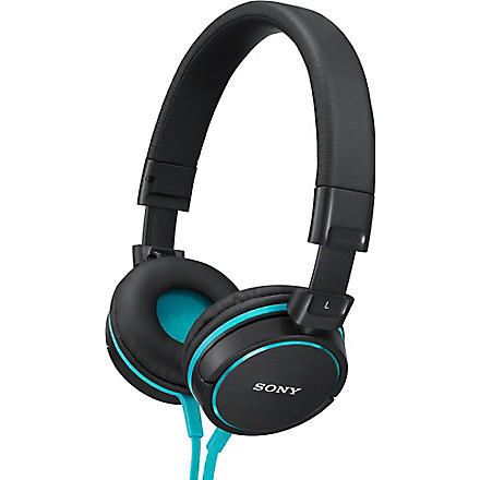 SONY ZX Series MDR-ZX600 stereo headphones