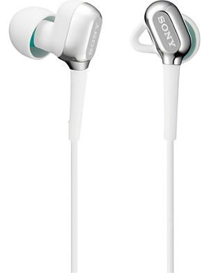 SONY XBA-C10 in-ear headphones