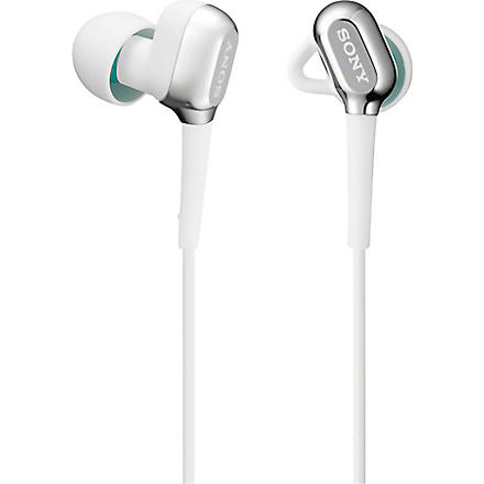 SONY XBA-C10 in-ear headphones