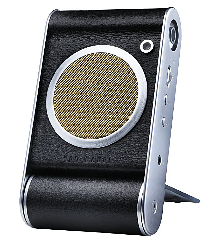 TED BAKER AUDIO Fastnet portable bluetooth speaker